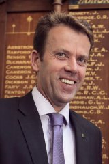 """""""We must finish reforming our tax system by broadening the GST"""": Dan Tehan."""