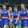 Body of doubt: Beveridge looking for answers to Bulldogs' form