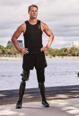 Having served in the military as a combat engineer, Paralympian Curtis McGrath used sport as a motivation to recover at a remarkable speed from an IED explosion in Afghanistan.