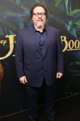 Director Jon Favreau attends The Jungle Book Special Screening/Fan Event at Event Cinemas in Sydney on Thursday.
