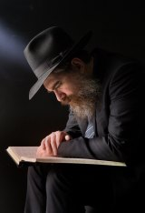 Rabbi Avrohom Jacks.