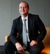 ANZ chief economist Warren Hogan