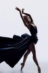 The Australian Ballet's Benedicte Bemet.