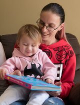 Life is so much better for Melissa after undergoing the SafeCare program.