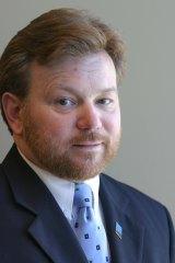 Christian Schools Australia chief executive Stephen O'Doherty.
