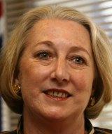 Former Liberal senator Sue Boyce.