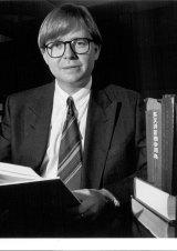 Kevin Rudd, Head of Cabinet Office Queensland in 1994.