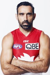 Groundswell of  support: Adam Goodes