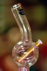 In the survey, Australians were the biggest users of bongs.