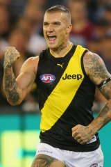 North's offer exceeds Richmond's five-year offer to Martin.