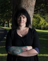 Book reviewer and founder of A Thousand Words Festival, Bec Kavanagh.