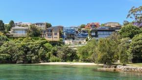 The Sydney enclave where property royalty live