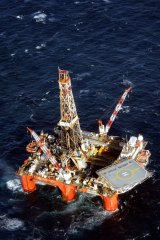 The Bass Strait has been supplying Australia with oil and gas for more than half a century.