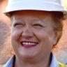 Gina Rinehart lashes media on eve of Roy Hill's first ore shipment