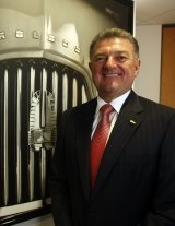 Bronte Howson,  managing director of AHG Automotive Holdings Group.