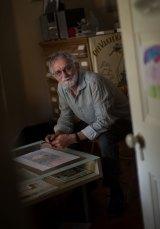 Children's author and illustrator Bob Graham.