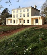The English holiday home where Agatha Christie spent her summers.