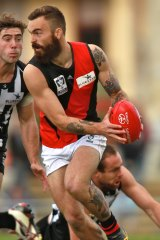 Lawyers for the AFL and Essendon will have 13 days to respond to Hunter's claim.