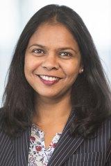 State Street Global Advisors's Rakhi Kumar.
