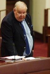 Late senator Mal Colston.