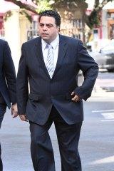 Joe Tripodi gave evidence at Obeid's trial.