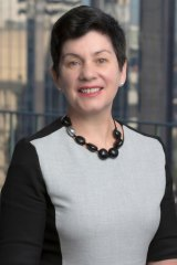 Head of the Reserve Bank's information department, Jacqui Dwyer.
