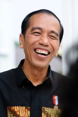 President Joko Widodo.