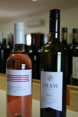 Canberra region wines took out trophies for Best Rose and Best Red Wine.