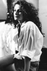 Julia Roberts in Garry Marshall's 1990 hit <i>Pretty Woman</i>.