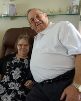 Mr and Mrs Stevenson say they want to warn others they might face an exit fee when taking control of their care.
