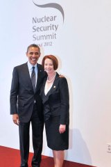 I smell a groveller: Julia Gillard's pledge of US allegiance 'for all the years to come' ignored the national interest.