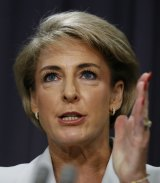 Minister Michaelia Cash is more optimistic about the industry's future.