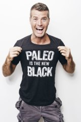 Australian chef and Paleo diet advocate, Pete Evans