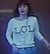 A CCTV image obtained by Malaysian police of one of the women arrested over Kim Jong-nam's death.