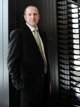 National Australia Bank's head of retail banking Gavin Slater.