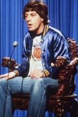 Molly Meldrum mumbled his way into our hearts and into popular culture on Countdown in 1974.