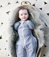 The Love To Dream swaddle in action.