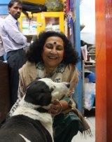 Geeta Seshamani, convenor of the Delhi animal welfare organisation Friendicoes.