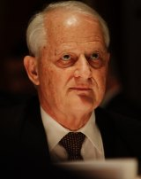 Former attorney-general Philip Ruddock.