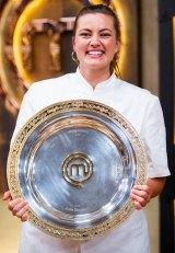 MasterChef Australia 2016 winner Elena Duggan.