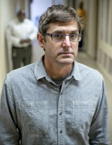 Louis Theroux in <i>By Reason of Insanity</i>.