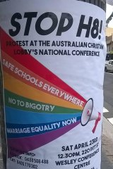 Protests are planned at the Australian Christian Lobby's conference on Saturday April 23.