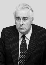 Gough Whitlam abolished university fees in 1974.
