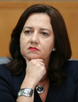 """Annastacia Palaszczuk: """"She will need to get her facts right before she begins calling for the abolition of the Family Court."""""""