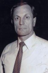 Murdered: Labor Member for Cabramatta John Newman.