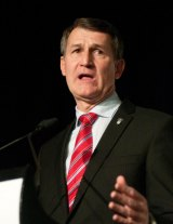 Brisbane Lord Mayor Graham Quirk said waste management was like the bread and butter of Brisbane City Council.
