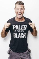 Chef and paleo diet advocate Pete Evans.