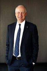 AFL commission chairman Richard Goyder.