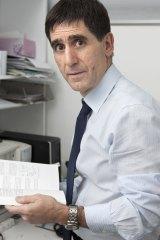 AMA medical workforce committee chair Tony Bartone.
