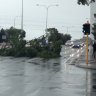 Perth storm: Thousands spend the night without power